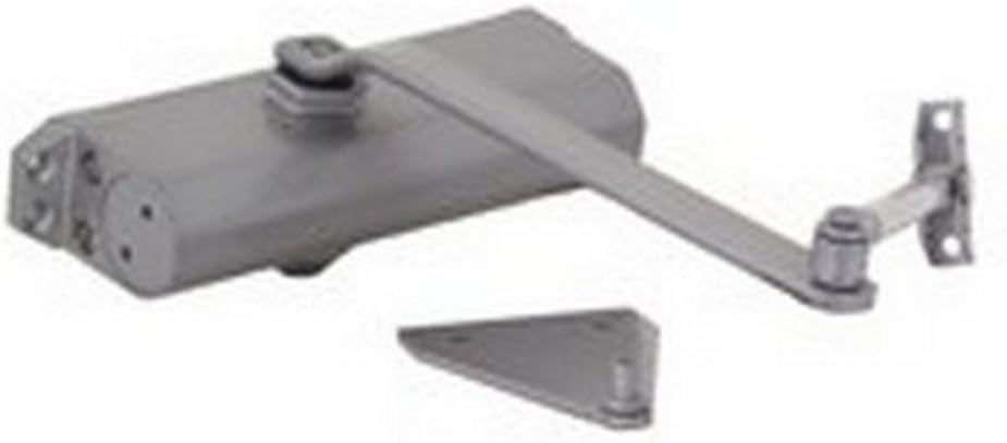 MINTCRAFT C501-AB-SA-AS SLVR PWTR Door Closer 6-Pack