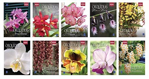 Coleção Rubi - Orquídeas da Natureza