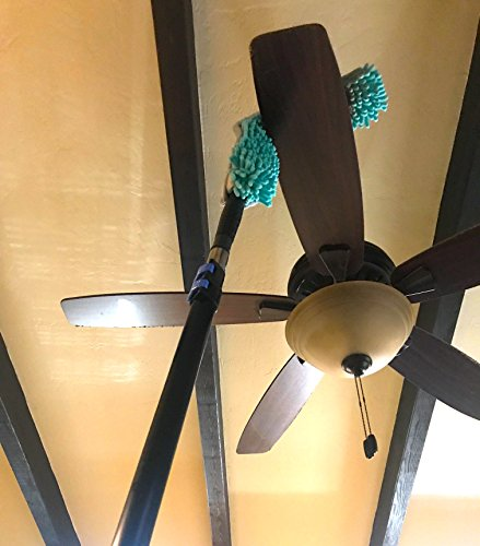 Eversprout 5 To 14 Foot Flexible Microfiber Ceiling Amp Fan