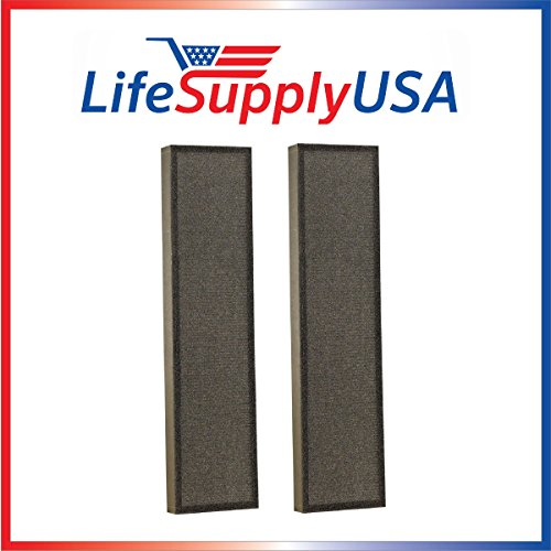 2 Pack - True HEPA Replacement Filter for GermGuardian FLT5000/FLT5111 AC5000 Series, Filter C Germ Guardian (Germ Guardian C Filter compare prices)