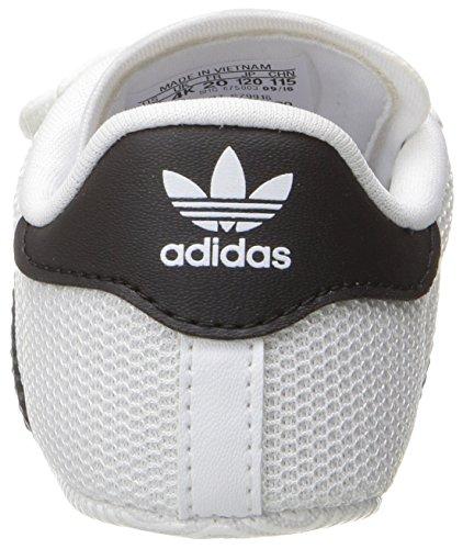 Enfant Crib Noir Blanc Mixte Superstar adidasS79916 qtzYwn