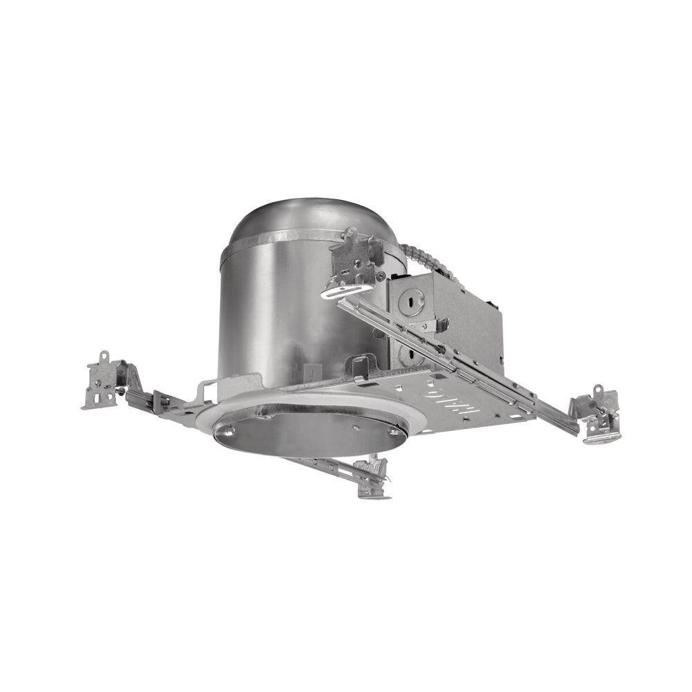 Halo Recessed H750ICAT-6PK LED Housing, IC Air-Tite, for listed LED Modules (6 Pack), 6''