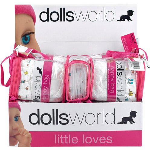 Dolls World Nappy Pack Peterkin