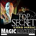 Top Secret Card Magic By Magic Makers