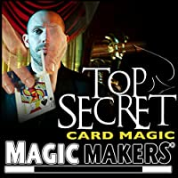 Top Secret Card Magic By Magic Makers