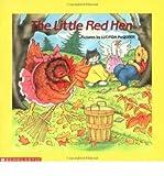 The Little Red Hen, Lucinda McQueen, 0590338374