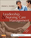 img - for Leadership and Nursing Care Management book / textbook / text book