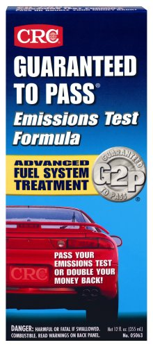 CRC 05063 Guaranteed To Pass Emissions Test Formula - 12 Fl (Mpg Converter)