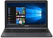 "ASUS L203MA-DS04 VivoBook L203MA Laptop, 11.6"" HD Display, Intel Celeron Dual Core CPU, 4GB RAM, 64GB Storage,"