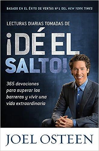 Lecturas Diarias Tomadas de de El Salto!: 365 Devociones