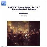 Bartok: Dance Suite, Sz. 77 / Romanian Folk Dances: more info