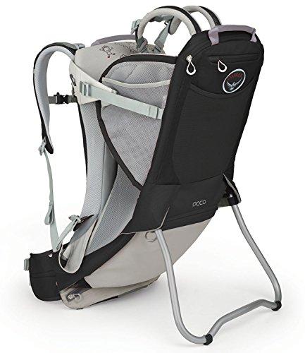 Osprey Packs Poco Child Carrier (Koala Grey, One Size)