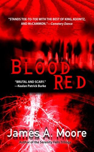 Halloween Salem Mass (Blood Red)
