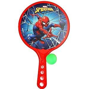 Racchettoni Spider-Man (cm 37x24) in plastica 15 spesavip