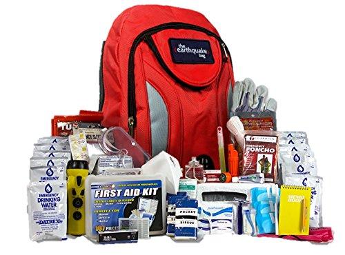 Emergency Bag For Earthquake - 1