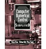 img - for [(CNC Simplified: Lab Manual )] [Author: Steve Krar] [Jan-2000] book / textbook / text book