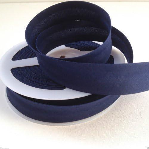 artigianato e scrapbooking. sbieco 25/mm x 2/m colore: Blu scuro Questo /è ideale per cucito
