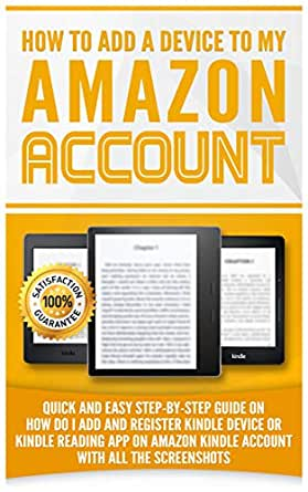 How to Add a Device to my Amazon Account: Simple Step-by ...