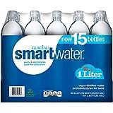 Glaceau SmartWater Water (1 L bottles, 15 pk.) SCSS