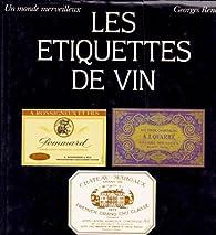 Les Etiquettes de vin par Georges Renoy