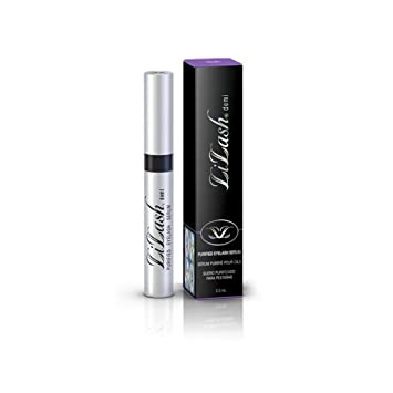 b26a4e7ab5d LiLash Purified Eyelash Serum 0.10oz/2.0ml (half size): Amazon.co.uk ...