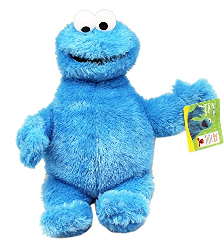 Sesame Street's Cookie Monster Small Size Kids Plush Toy (10in)