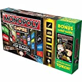 Hasbro Monopoly Empire with Bonus Card Game