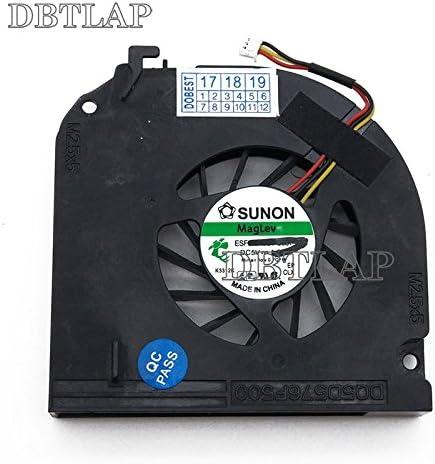 DBTLAP Laptop CPU Fan Compatible for Dell Latittude D820 D830 D531 M65 M4300 NP865 CPU Cooling Fan