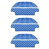 Proscenic Replacement Cloth Mop 3 Packs for M7 Robot...