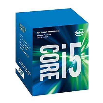 CPU Intel Core i5-7600 QuadCore a 3,5 GHz 6 MB de caché
