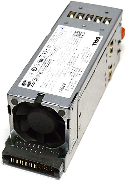 Genuine OEM Power Supply Unit PSU For Dell PowerEdge PE R710 T610 Server 870-Watt High Output Redundant Module Model N870P-S0 NPS-885AB Delta 870W 330-3475 PT164 7NVX8 YFG1C VT6G4