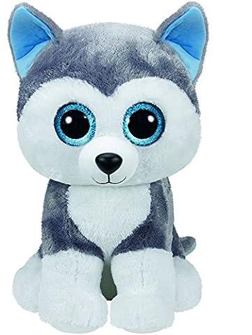 Ty Beanie Boos Buddies Slush husky Large Plush by Ty Beanie Boos (Ty Stuffed Husky)
