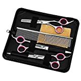 Number-One Pro Premium Pet Grooming Scissors Set