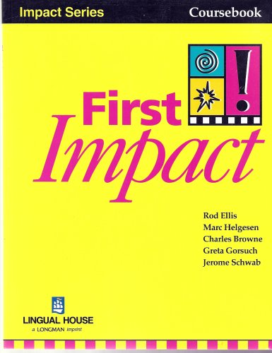 First Impact! (Coursebook)