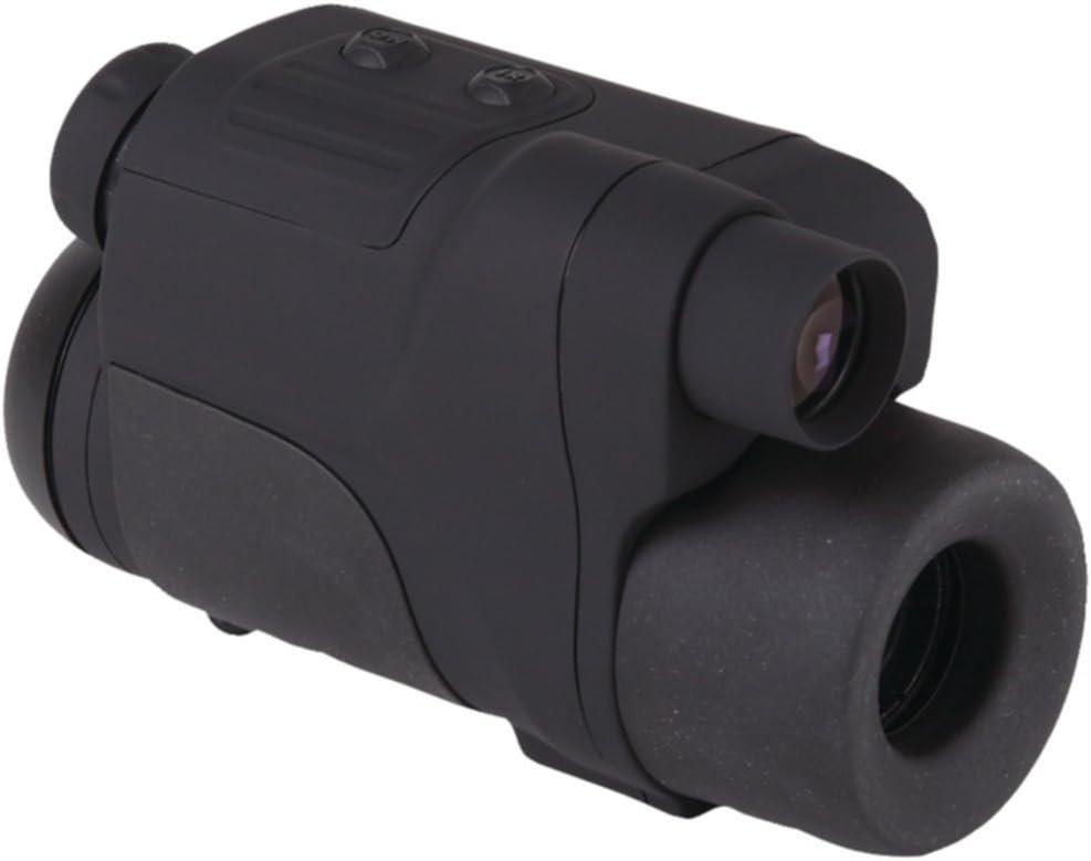 Firefield FF24061 Black 2 x 24mm Monocular W//High Power Built-in IR Illumination Camera Accessories
