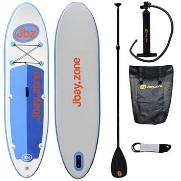 Jbay Zone 711006 Tabla de Sup, Unisex Adulto, Blanco Azul, M: Amazon.es: Deportes y aire libre