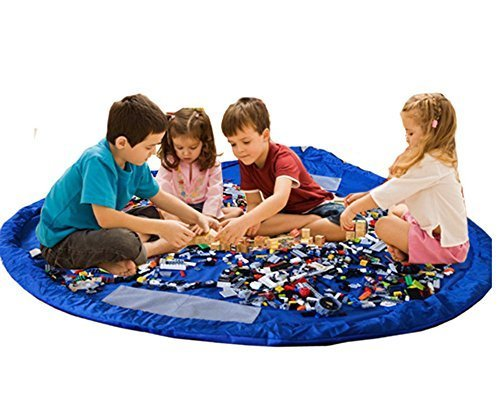 lopkey-toy-storage-bag-organizer-kid-play-mat-portable-lego-organize-foldable-picnic-camping-mattres