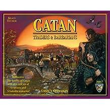 Mayfair Games Catan Traders and Barbarians Expansion