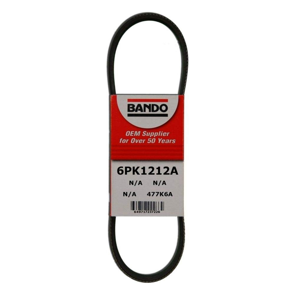 Bando 6PK1395 OEM Quality Serpentine Belt