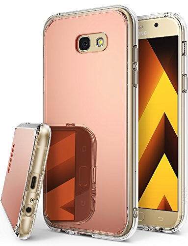 Ringke Fusion TPU Cover Case for Samsung Galaxy A5 2017 (Clear) - 6
