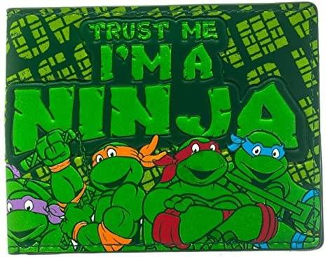 Funda tipo libro de las Tortugas Ninja I m un Ninja ...