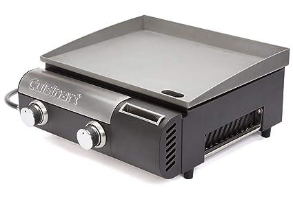 Amazon.com: Cuisinart CGG Petit Gourmet Parrilla de gas ...