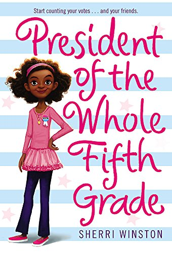President of the Whole Fifth Grade (President