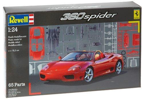 Revell 1:24 Ferrari 360 Spider ()