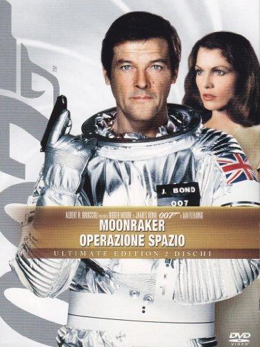 007 - Moonraker - Operazione Spazio (Ultimate Edition) (2 Dvd) [Italian Edition] by