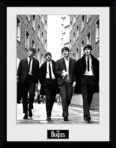 GB eye LTD, The Beatles, In London Portrait, Fotografía enmarcada, 40 x 30 cm: Amazon.es: Hogar