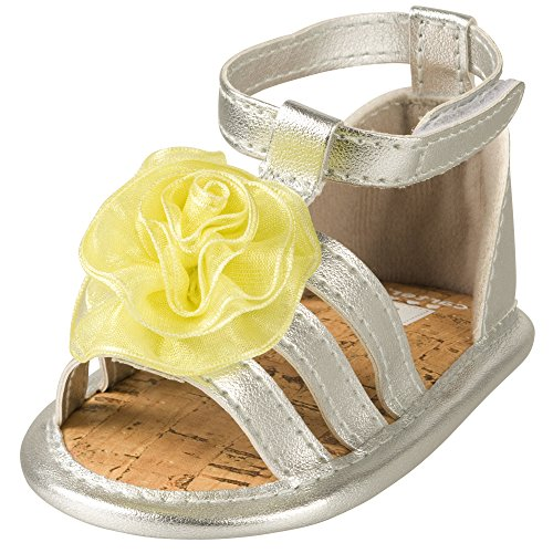 Carter's Pre-Walkers Metallic Gladiator Sandals (Newborn) (Pre Sandals Walker)