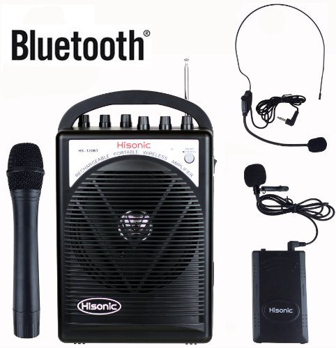 HISONIC HS120BT HL Portable