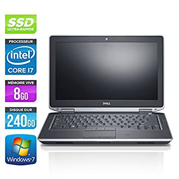 DELL Latitude E6330 – PC portátil – 13.3 – Gris (Intel Core i7 – 3540