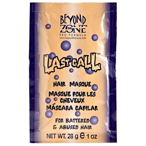 Beyond The Zone Last Call Hair Masque DUO SET - 1 oz for sale